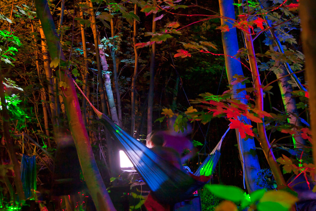Party im Wald 2462.1