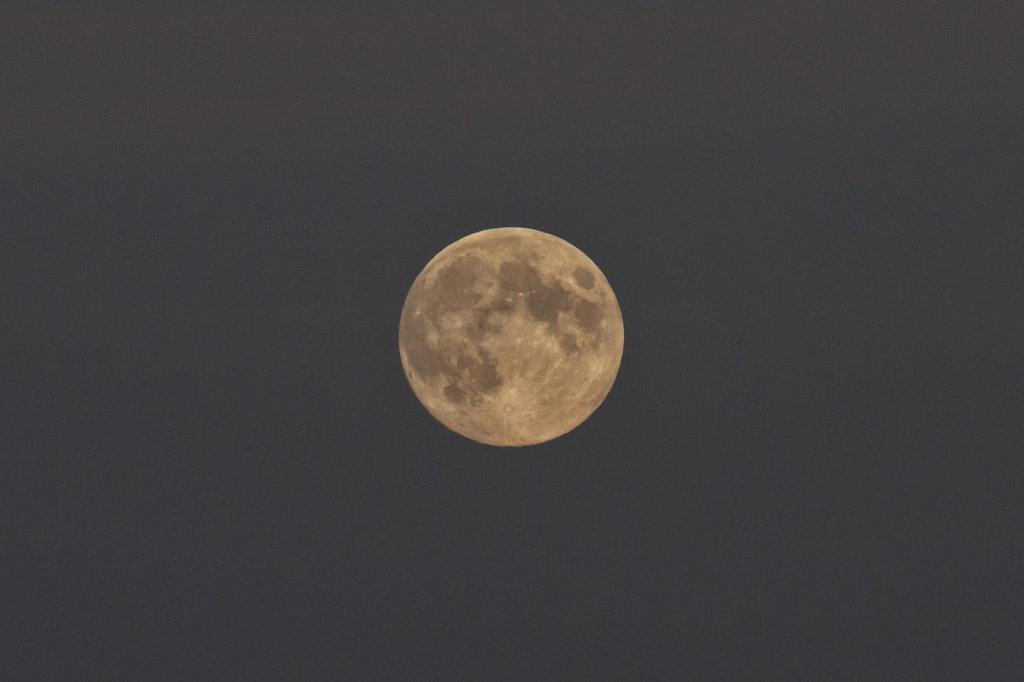 Mondaufgang am 1. August 2012 3927.1