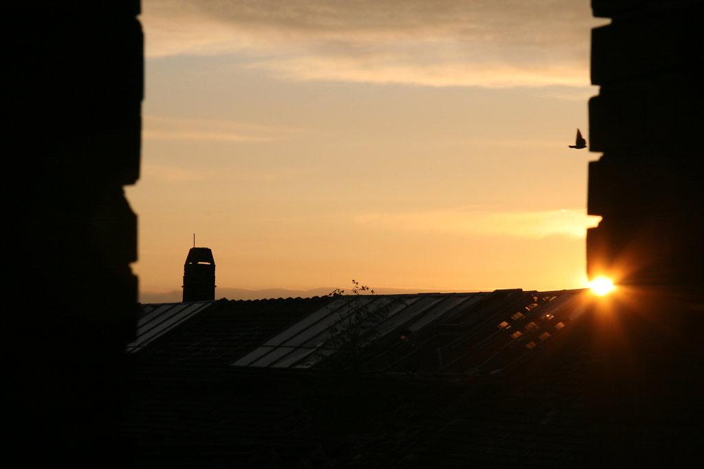 Sonnenuntergang  9627
